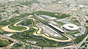 Rio Motopark Brasilien