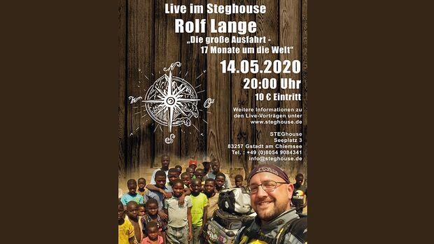 Rolf Lange Vortrag