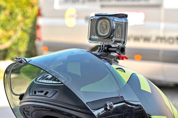 Rollei 560 Touch: Actioncam mit Touchdisplay ausprobiert