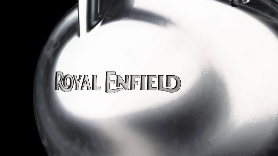 Royal Enfield.
