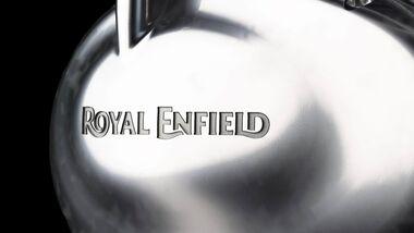 Royal Enfield.