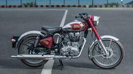 Royal Enfield 500 Classic
