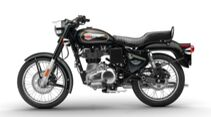 Royal Enfield Bullet 500. (Forest Green).