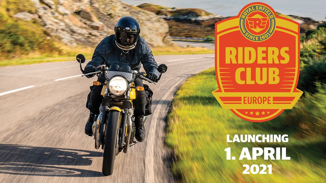 Royal Enfield Club Europe