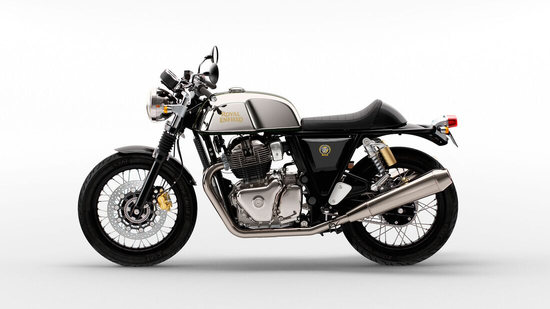 Royal Enfield Continental GT 650 2021 Mister Clean