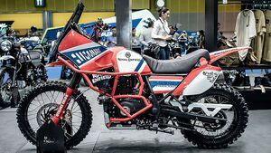 Royal Enfield Dakar Edition