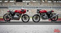 Royal Enfield GT 650 Cup