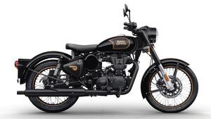 Royal Enfield Limited Edition Classic 500 Tribute Black