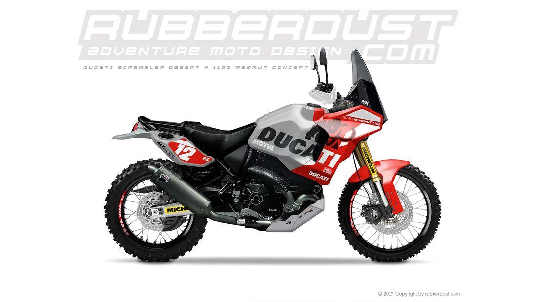 Rubberdust Sticker Sets, Concepts, Sondermodelle