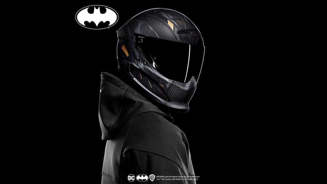 Ruroc Atlas 3.0 Batman und Joker