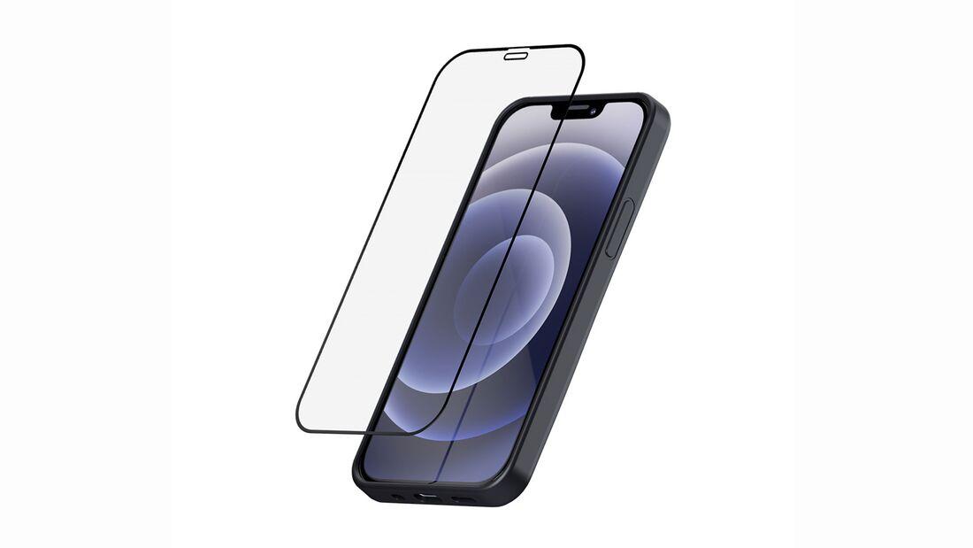 SP Connect Handyhalterung Motorrad Glass-Screen-Protector-iPhone-12-mini