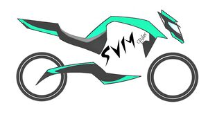 SVM Elektromotorrad