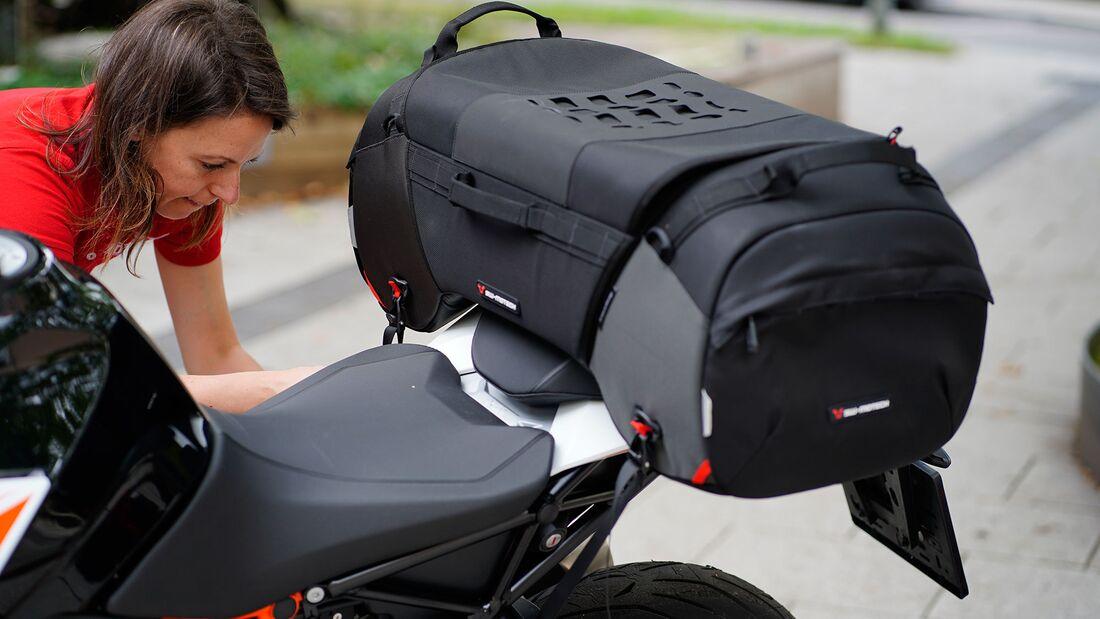 SW-Motech PRO Travelbag im Praxistest