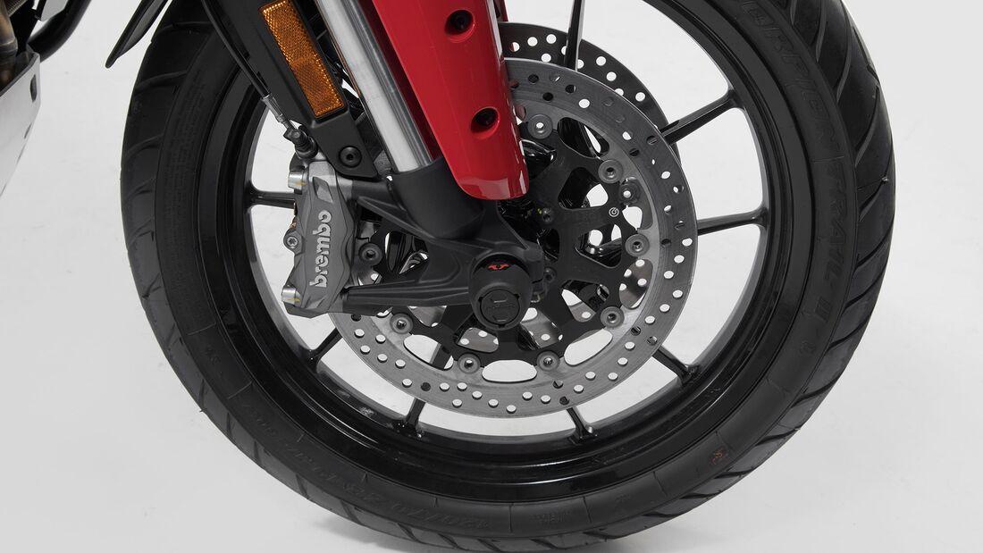 SW-Motech-Zubehör für Ducati Multistrada V4
