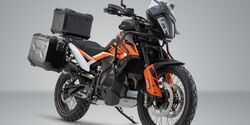 SW-Motech-Zubehör für die KTM 790 Adventure/R.