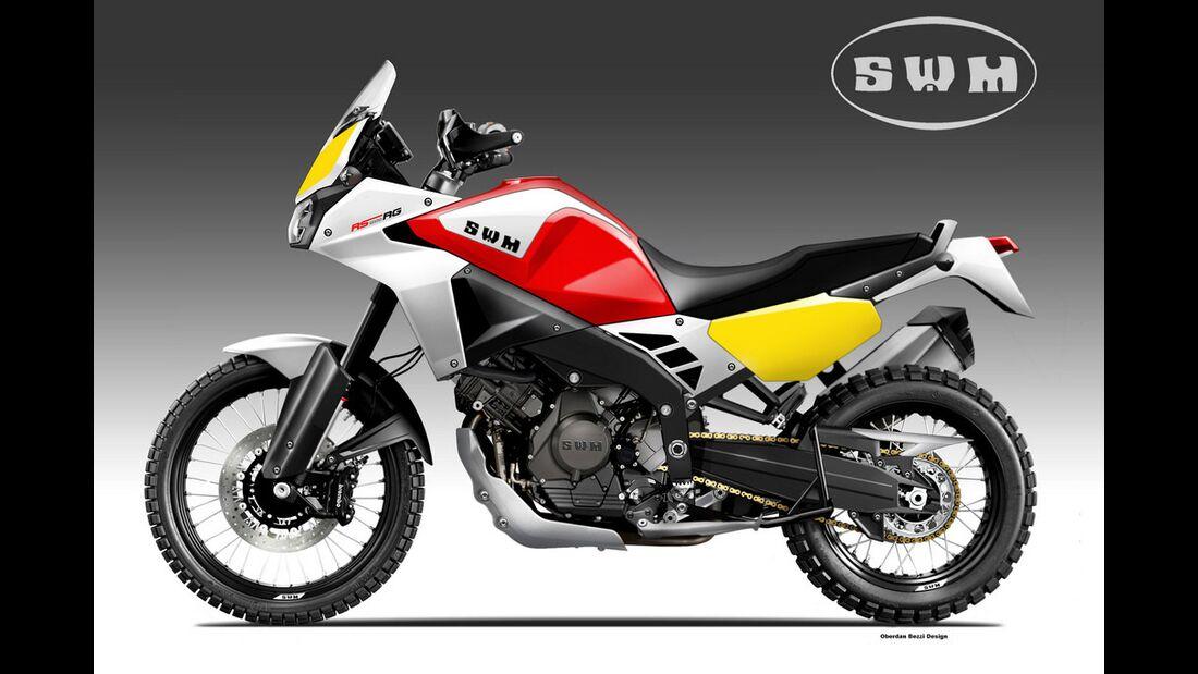 SWM RS 1200 RG.