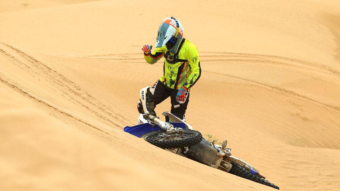 Sahara-Abenteuer mit Jordi Arcarons