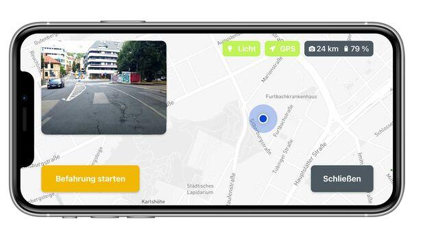 Schlagloch Apps