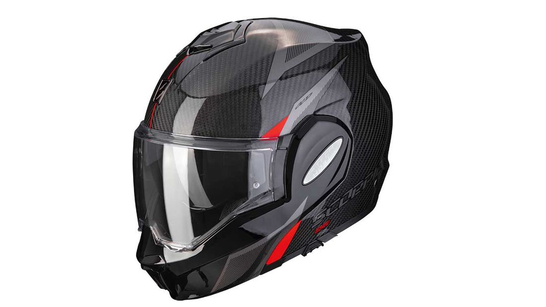 Scorpion Helmets Exo Tech Carbon