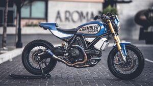 Scrambler 1100 Sport FT by Marco Graziani.