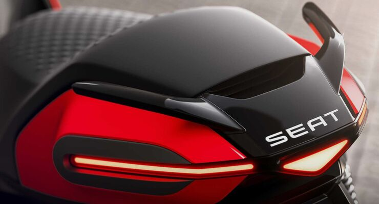 Seat eScooter.