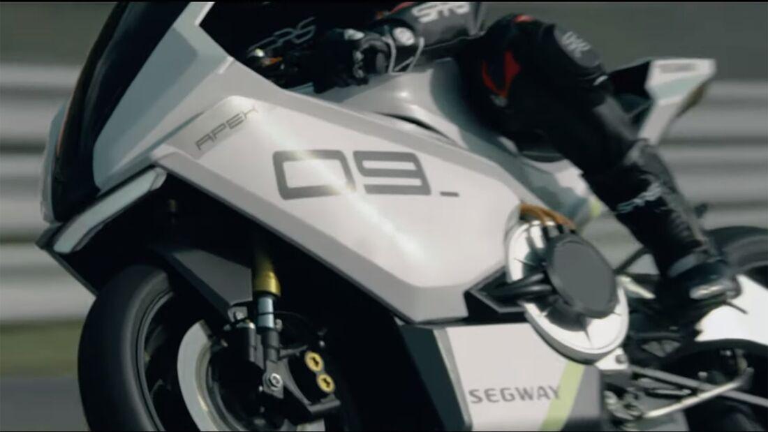 Segway Ninebot Apex.