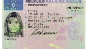 Service: Führerscheinänderungen, News