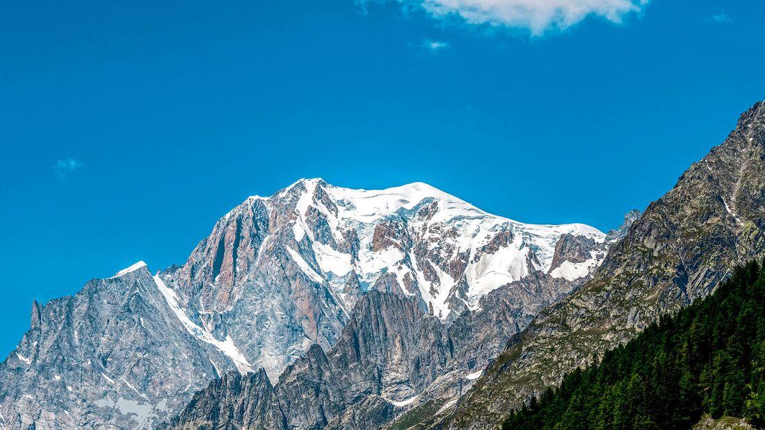 Seven Summits 7 Alpenlaender Motorradtour Alpen