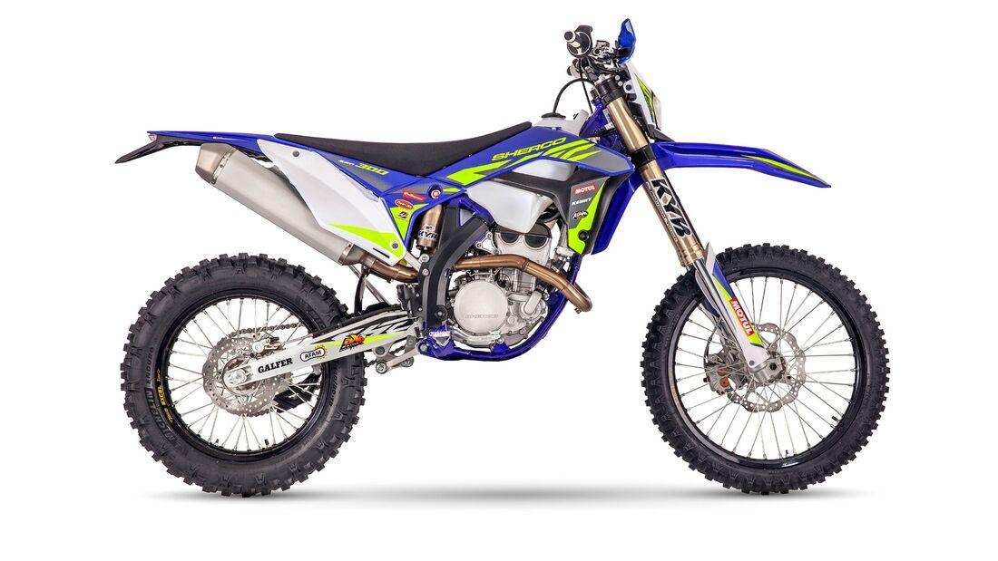 Sherco Modelljahr 2022 Enduro 300 SEF Racing