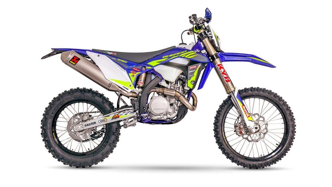 Sherco Modelljahr 2022 Enduro 450-500 SEF Factory