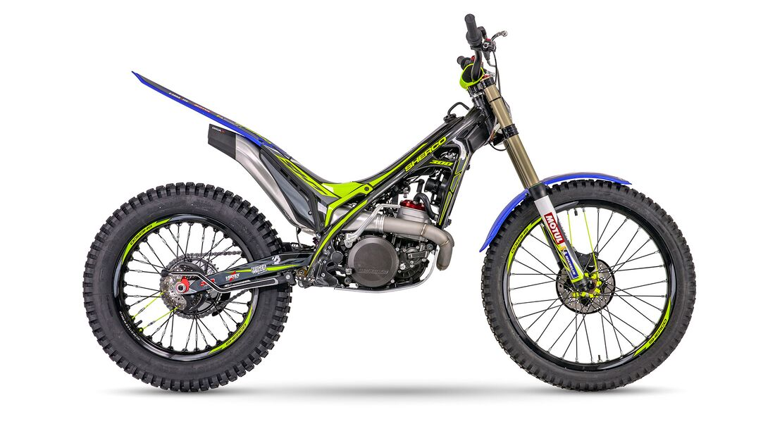 Sherco Modelljahr 2022 Trial 250-300 ST