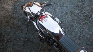 Shiny Hammer Moto Guzzi 1000 SP