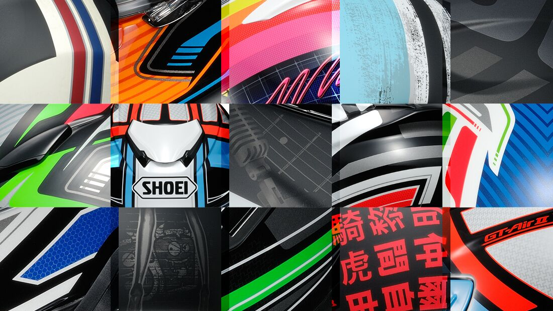 Shoei Advertorial 12/2019