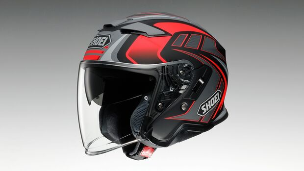 Shoei J-Cruise 2 (Aglero TC-1).