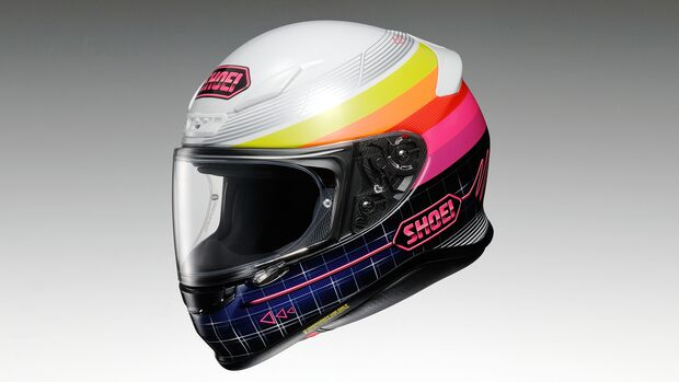 Shoei NXR (Zork TC-7).