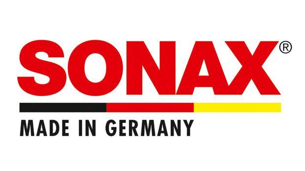 Sicherheitskampagne Logo Sonax 2021