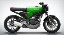 Simson 125 von Jakusa Design.