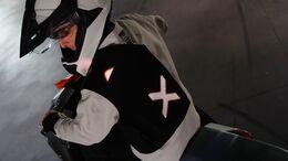 Smarte Motorradfahrerausstattung BMW Connected Riders Gear