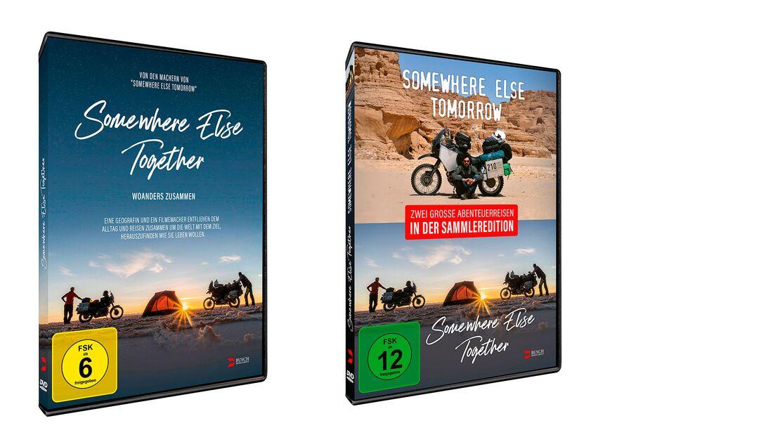 Somewhere Else Together Film DVD