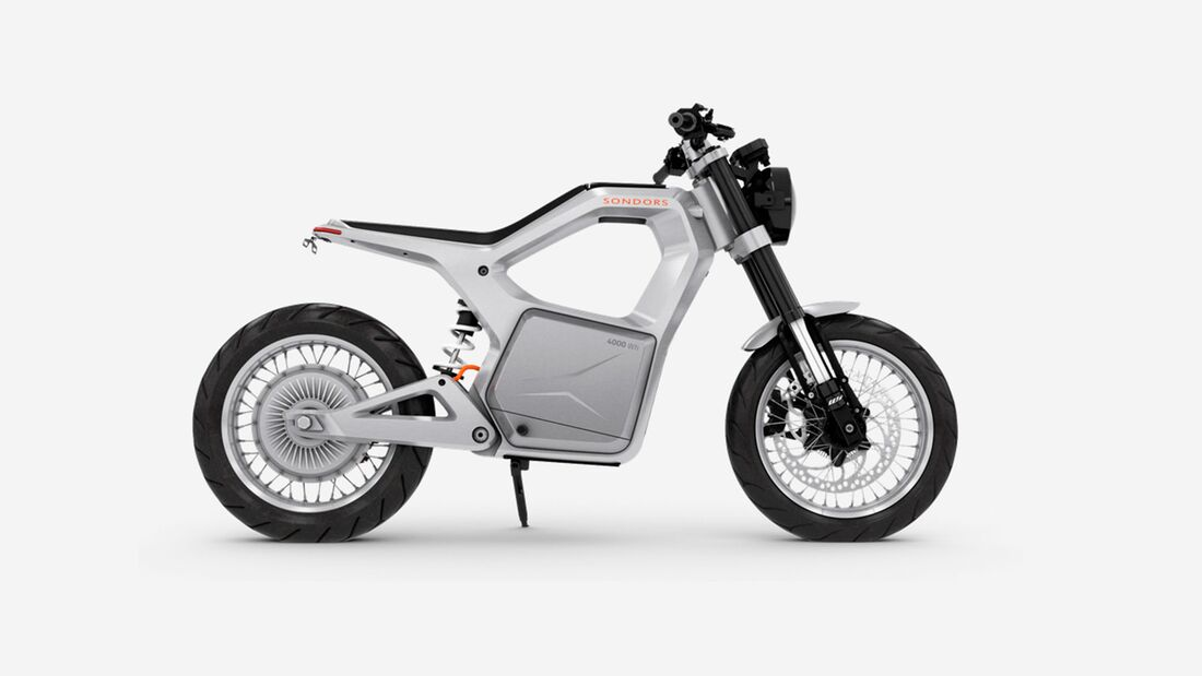 Sondors Metacycle Elektromotorrad