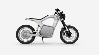 Sondors Metacycle Elektromotorrad