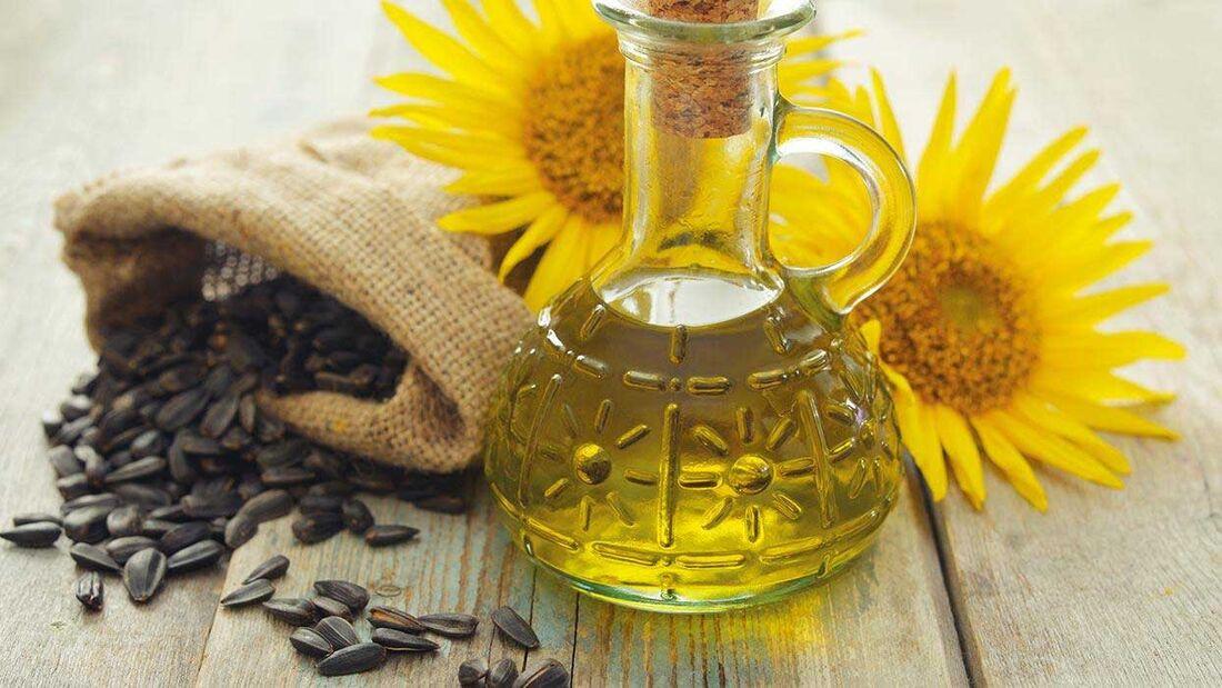 Sonnenblumenöl Reifen