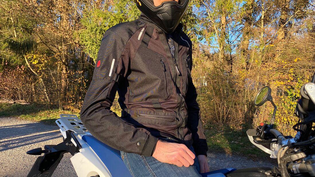Spidi Mission-T Jacket