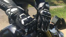 Sporthandschuhe IXS RS-800 ausprobiert