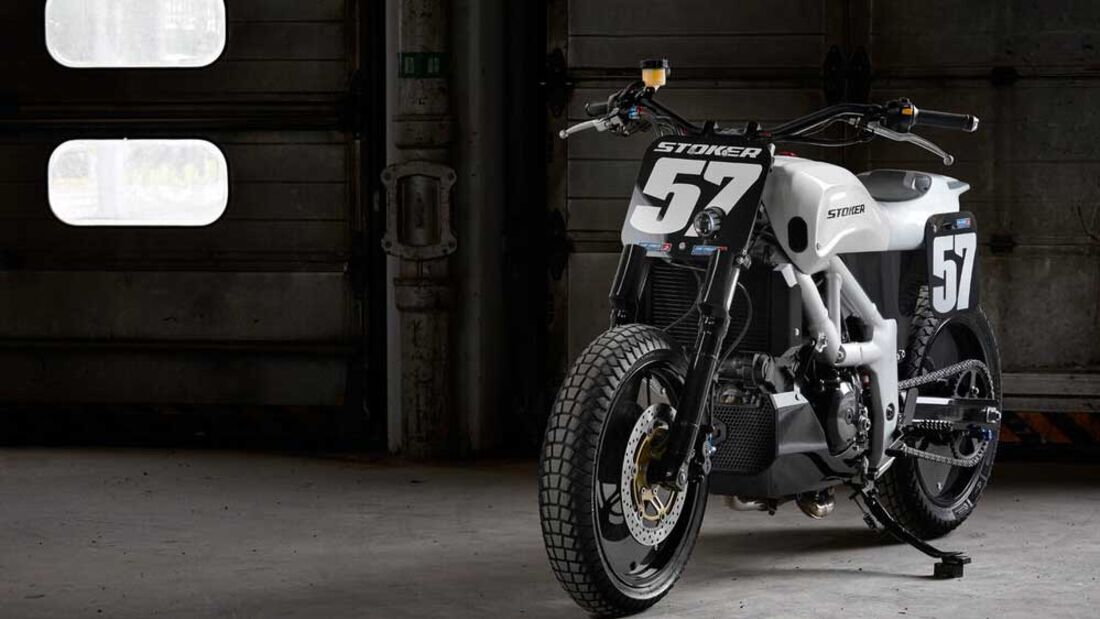 Stoker Motorcycles Suzuki SV 650 Tracker