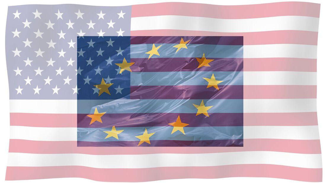 Strafzölle auf Motorräder USA EU