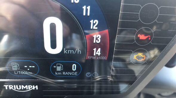 Street Triple RS Range