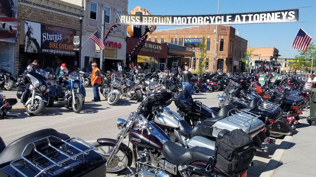 Sturgis Motorradtreffen