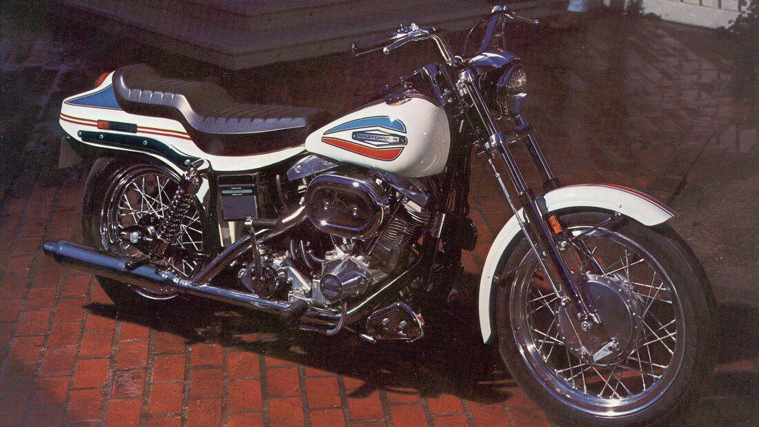 Super Glide von 1971