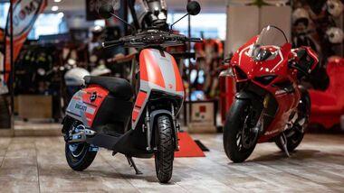 Super Soco Cux Ducati Moto GP